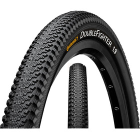 Continental Double Fighter III Bike Tyre 27.5 x 2.0, wire bead black